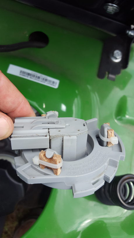 Disabling Lawn Tractor Safety Switches – tp69 on