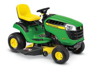 D125 Lawn Tractor Small